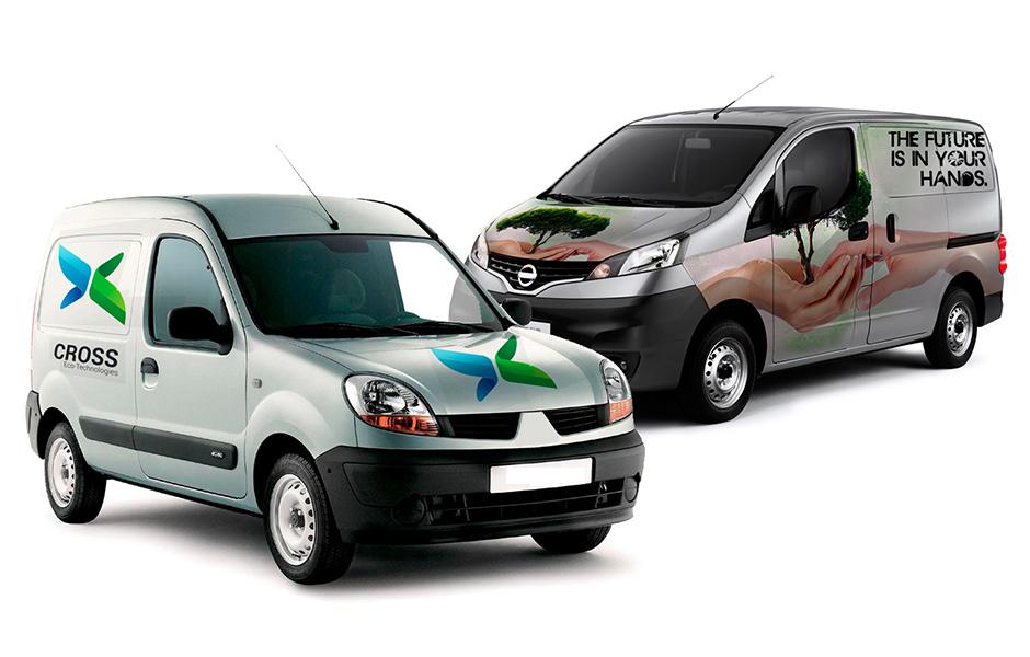 Αυτοκόλλητα για Οχήματα